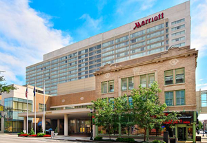 Marriott Louisville Downtown Hotel